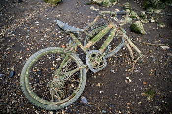 Crushed Bike