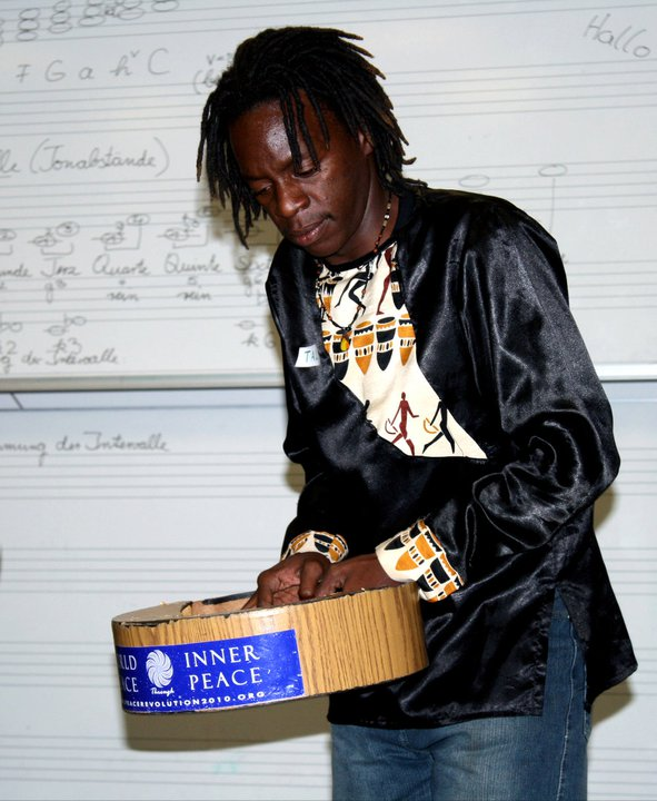 MBIRA Maestro Taku Mafika Is Back In The Country From A Two Month Music And Study Tour Europe Where He Held Performances Germany Poland